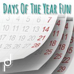 Days of the Year Fun